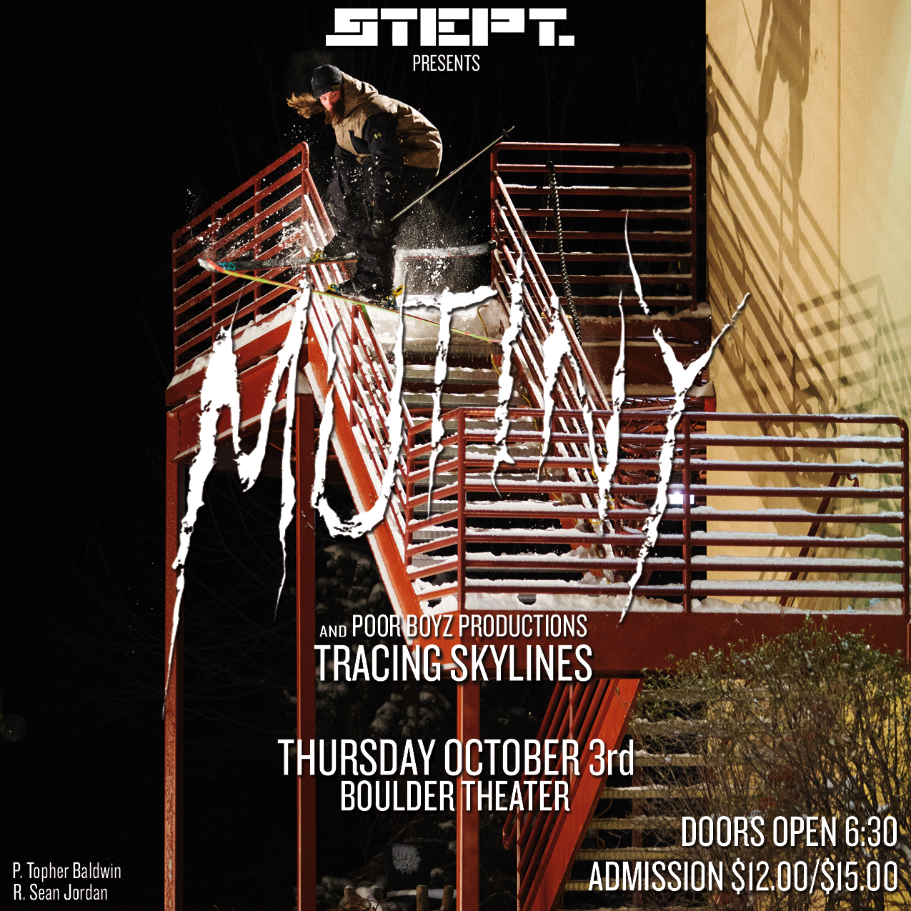Boulder Mutiny Premiere