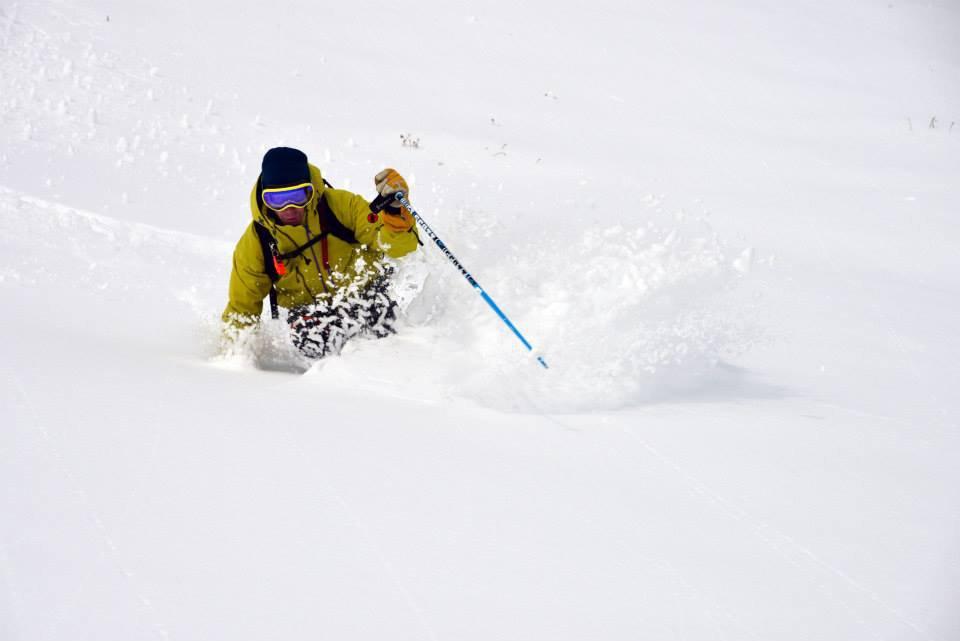 Rocktober Skiing Crystal Mountain