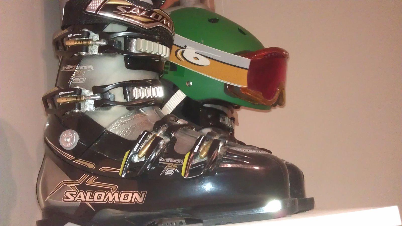 Salomon RS 80's