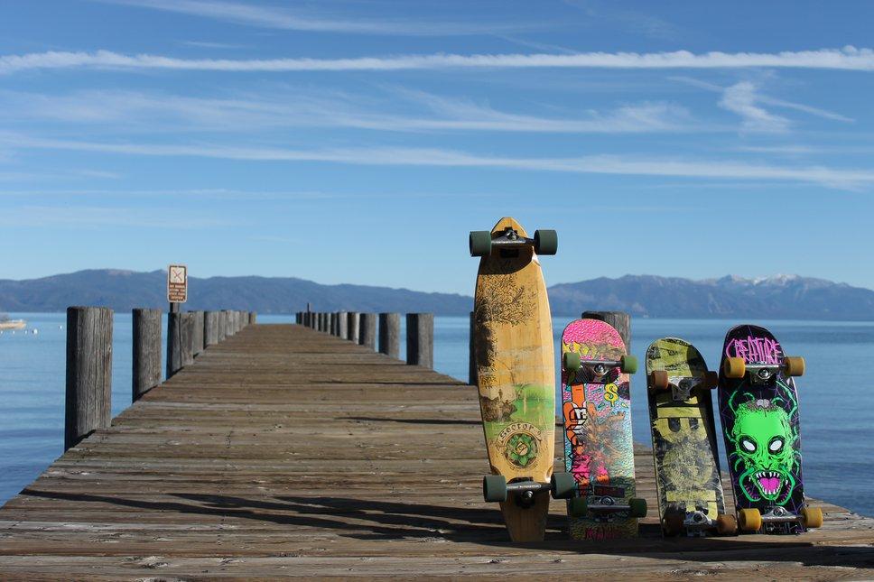 Skate Jahoe