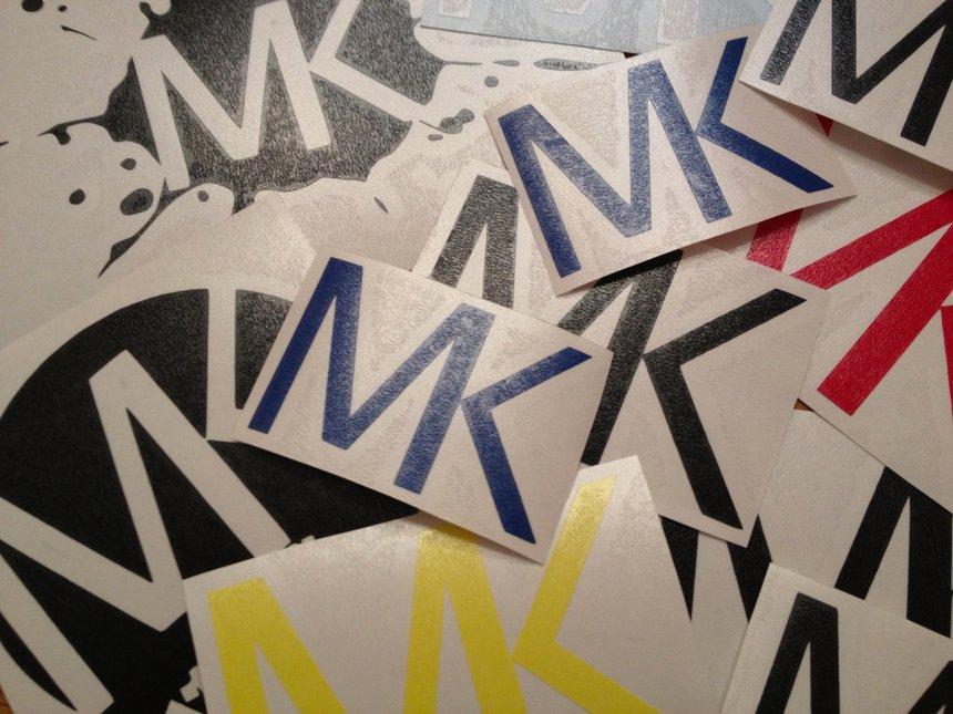 MKvinyl decals