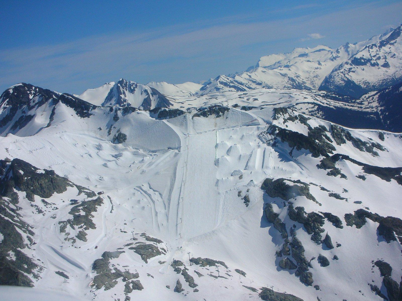 Glacial Playground