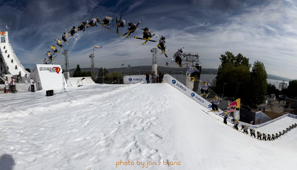 Bio 9 Mute to Japan // Henrik Harlaut // Freestyle.ch