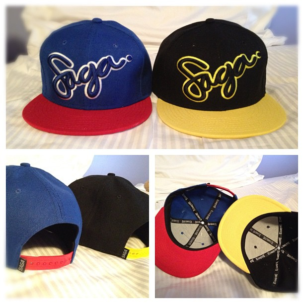 OG Saga Snapbacks For Sale!