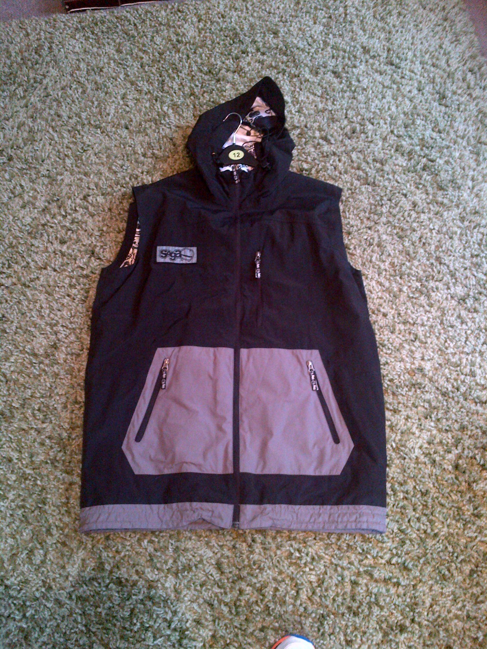 SMOOKE AND MIRRORS VEST