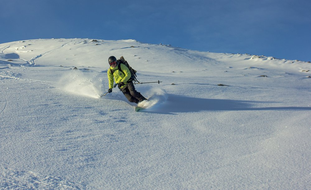 First turns of the year
