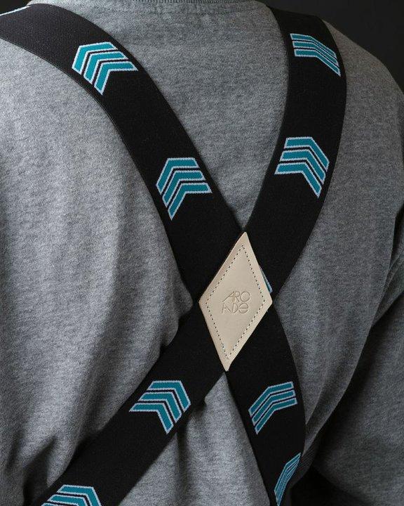 Arcade Belt Co. Introduces Suspenders