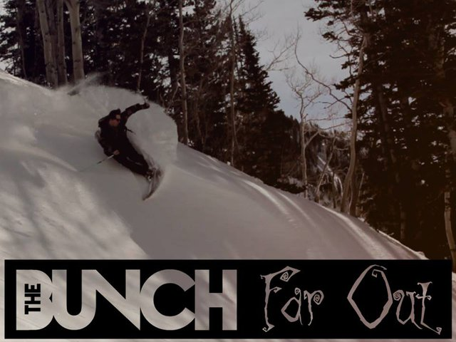 TheBunch - Far out, Pär Hägglund