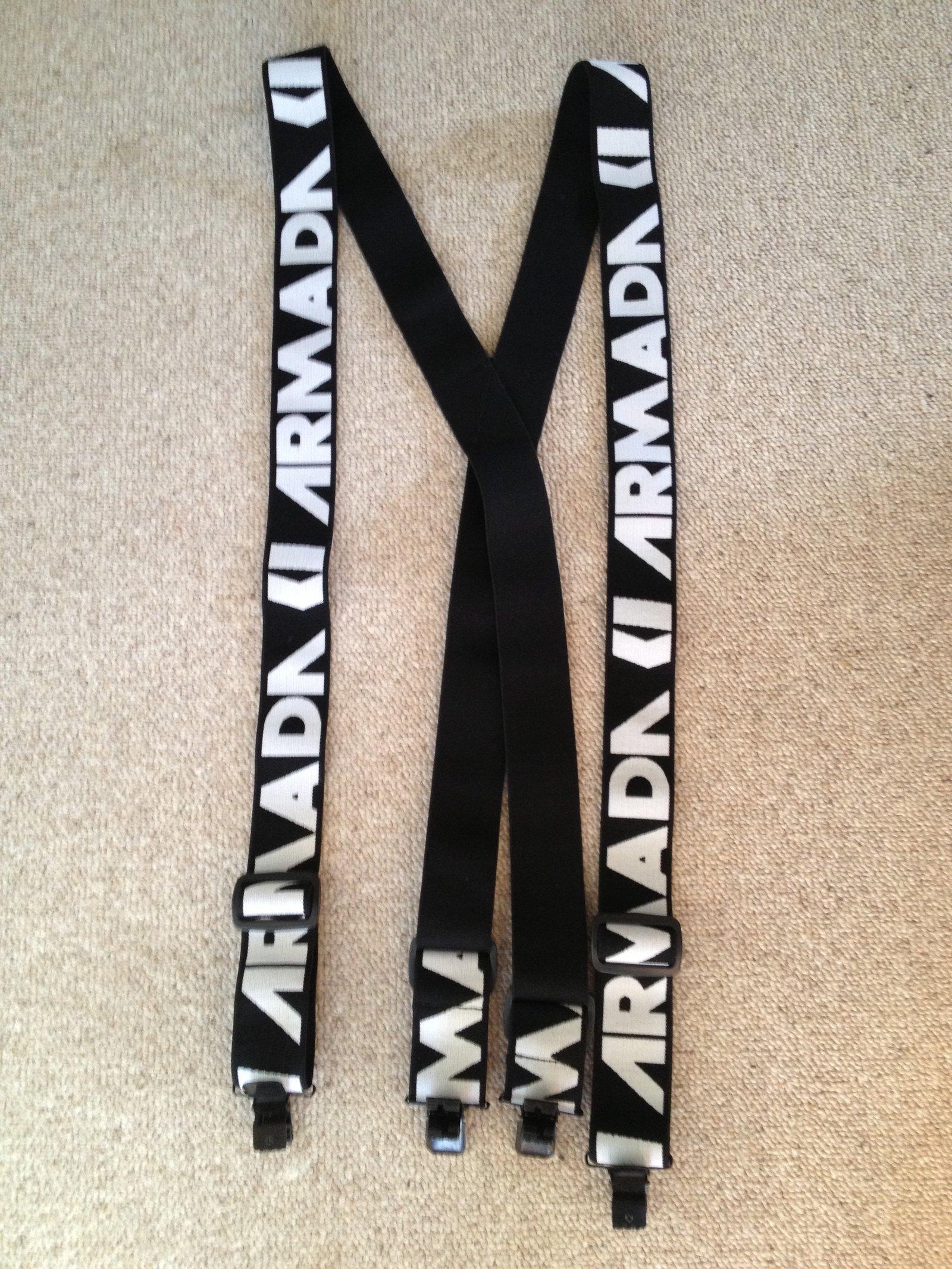 armada suspenders