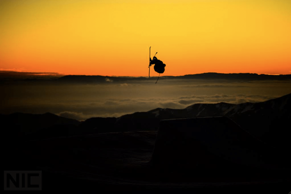 Rodeo 5 , Sunset from chile.