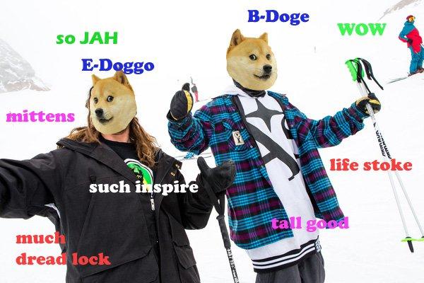 B-Doge & E-Doggo