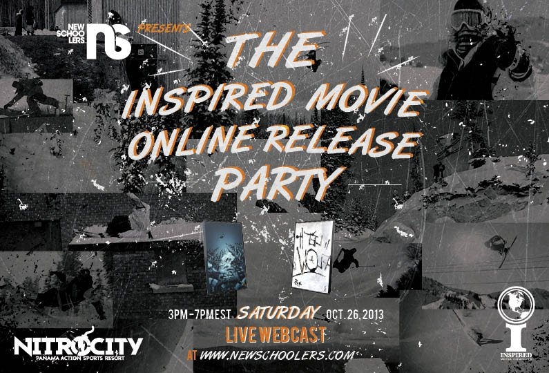 The Inspired Movie Online Release Party