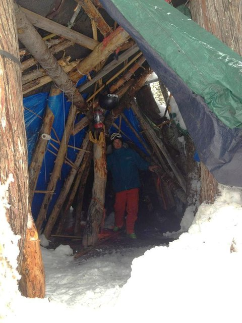 Mobb Steep: Hut V3.0 (Winter)
