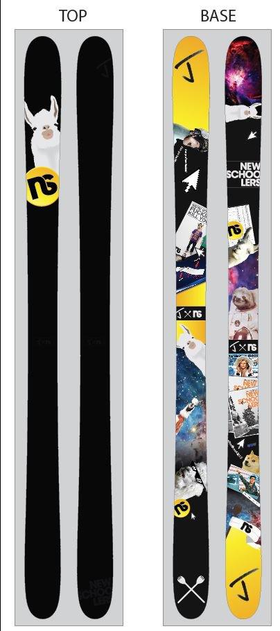 NS skis!