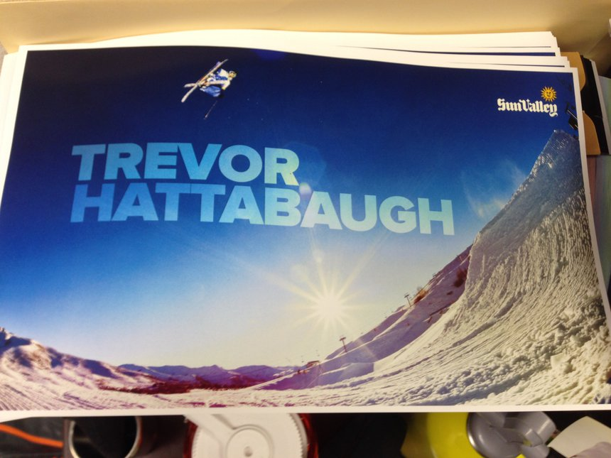 Trevor Hattabaugh - Sun Valley poster