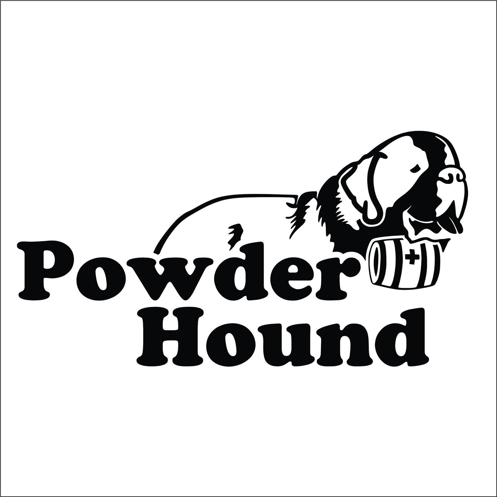 Powder Hound Typeface