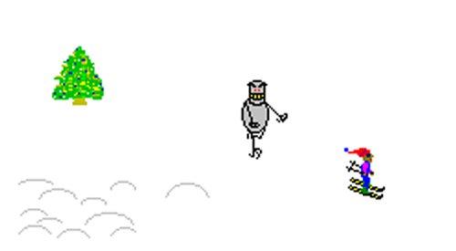 Ski Free Game