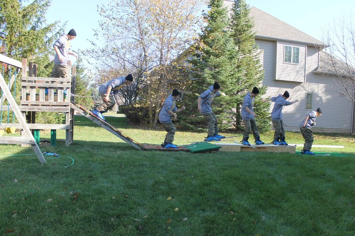 Backyard Sequence