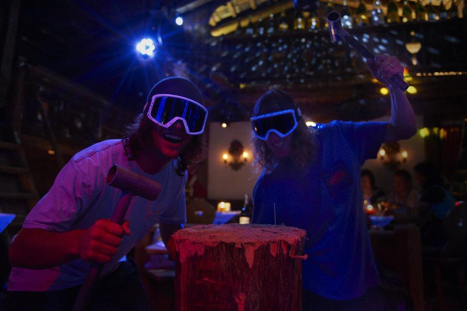 Giro Announces Limited Edition Splatter Glow Blok Goggle