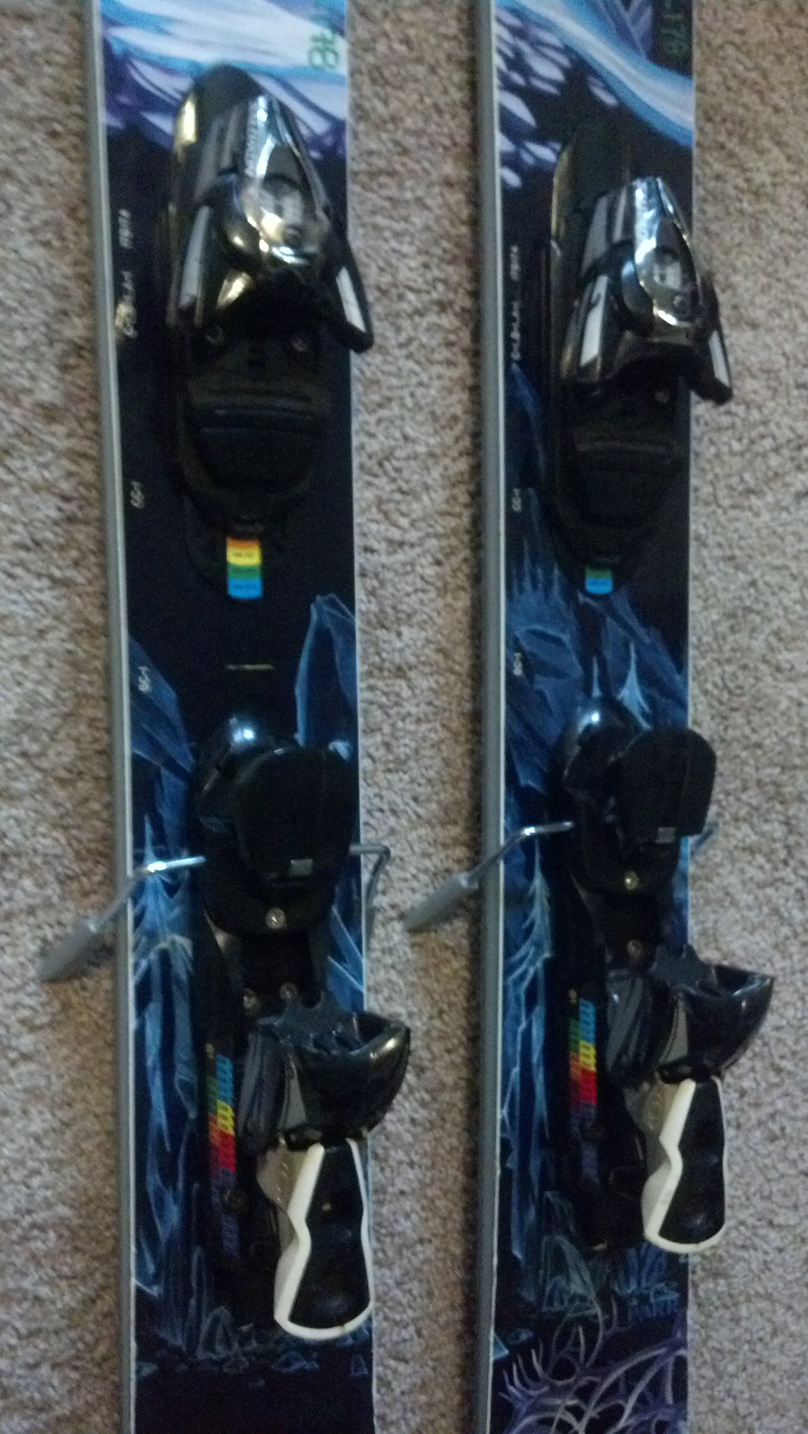 Icelantic Keeper Bindings