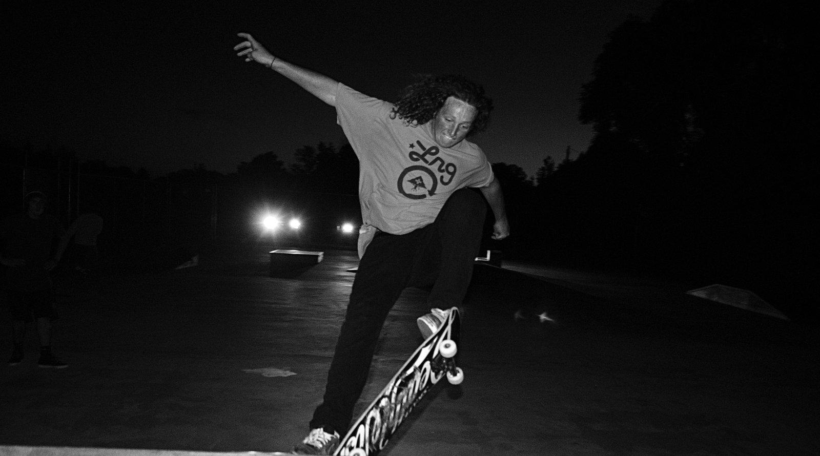 Night Time Skating