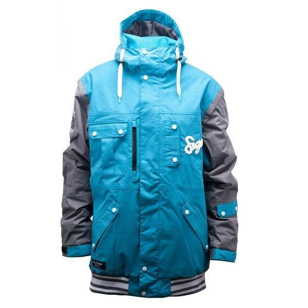 Saga On Deck Jacket, Brand New $150