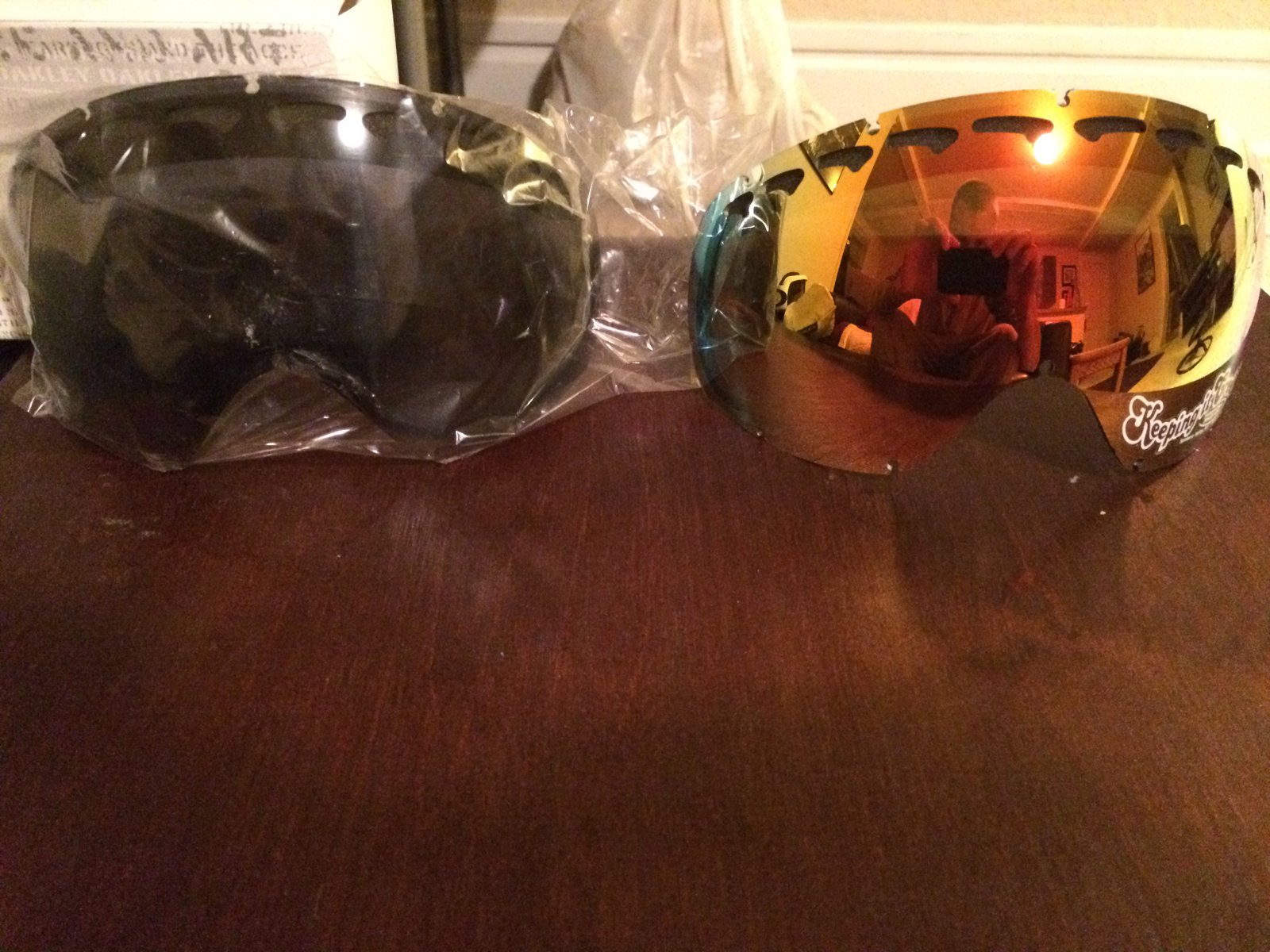 crowbar replacement lenses