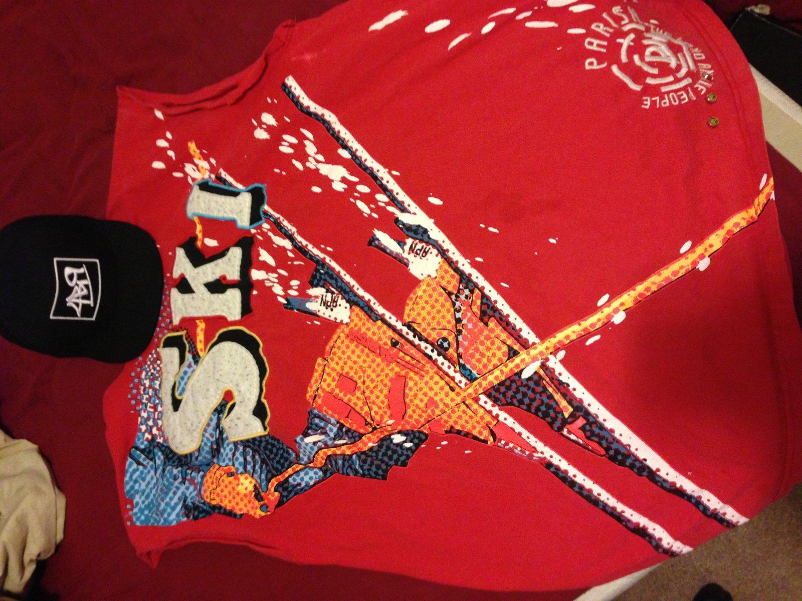 Parish Ski Shirt