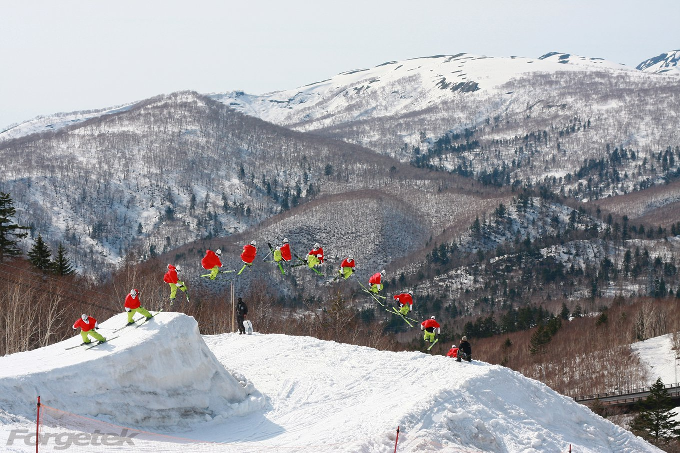 Hokkaido's Mountain