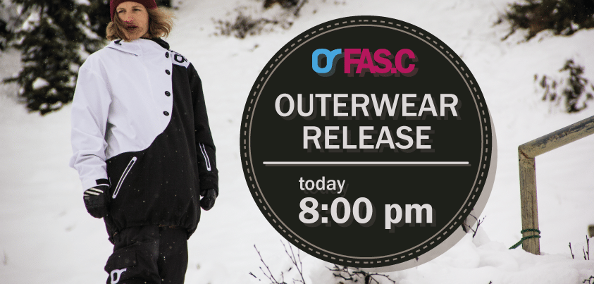 FASC Outerwear Release (Part1)