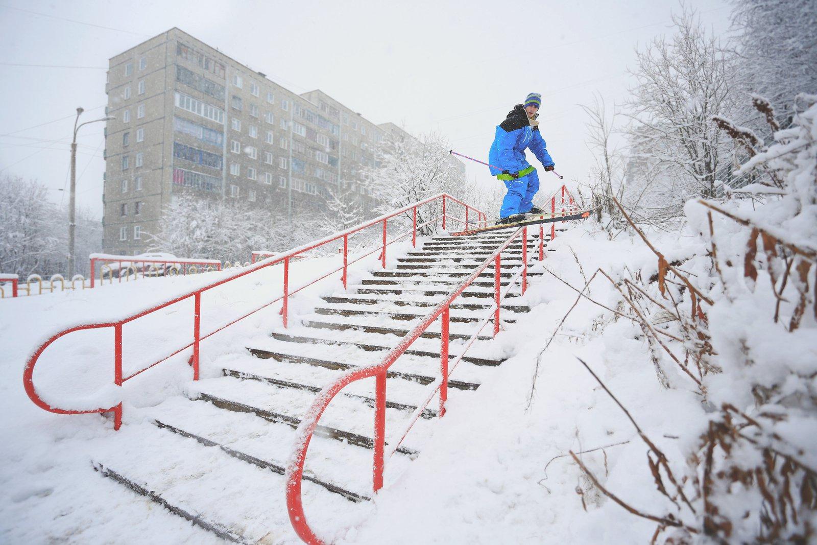 open season in Murmansk