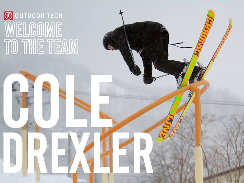 Welcome to the team Cole Drexler.