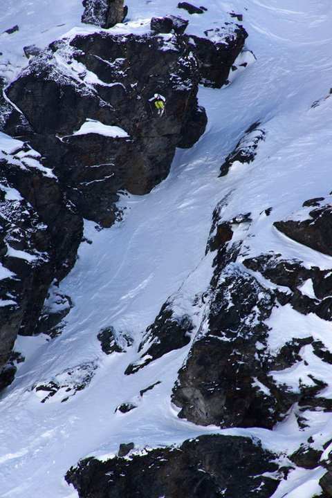 NZ Open Big Mountain Finals 2013