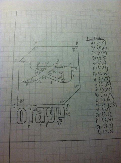 A Skier's Math Homework