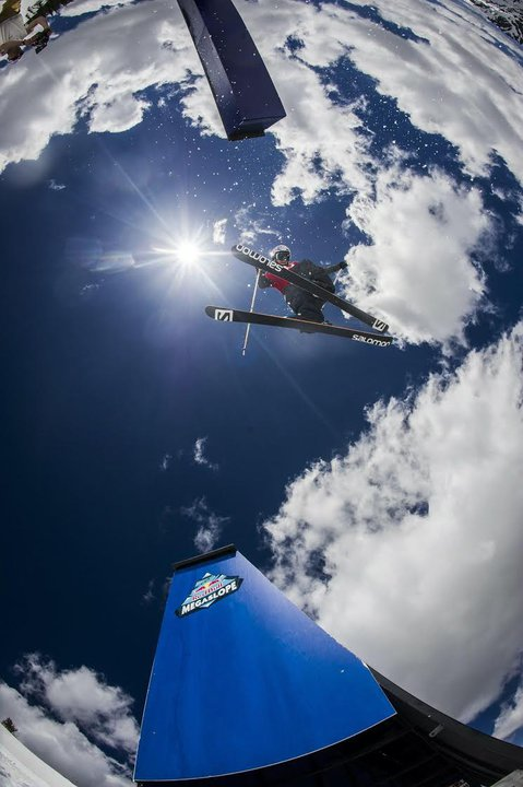 Red Bull Megaslope to Push the Envelope of Slopestyle Skiing with a new Competition in 2014