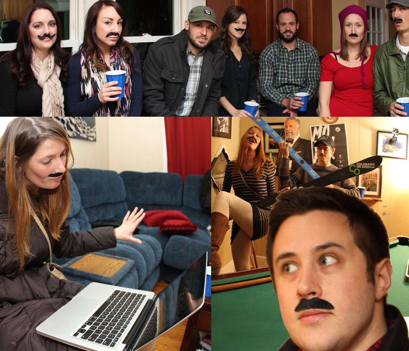 Mustachse Bash