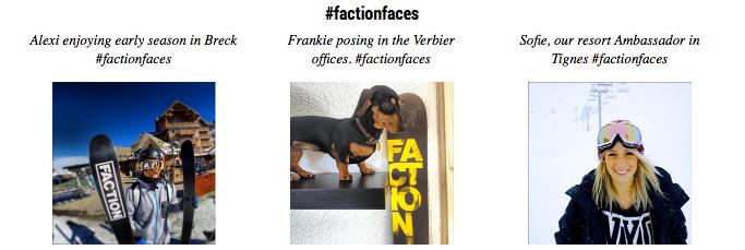 #factionfaces