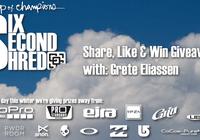Win Oakley Splice Goggles and an Eira Ski COC Hoody