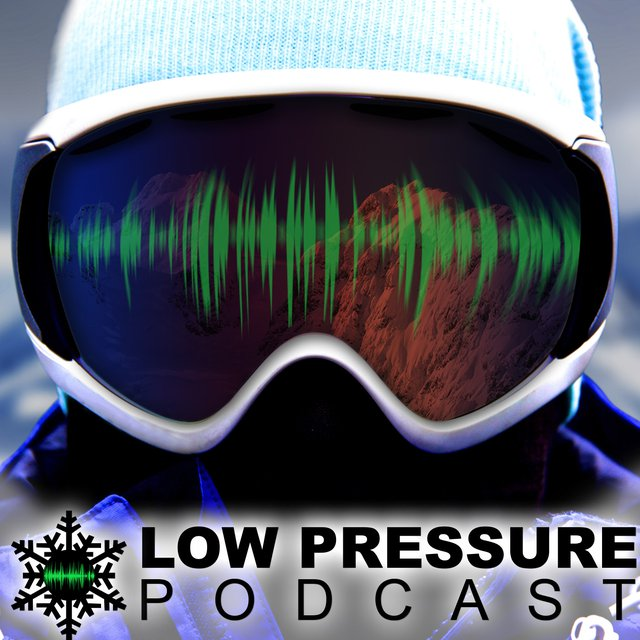 Low Pressure Podcast - Ep4. TEASER with CHRIS TURPIN and MAURO NUNEZ