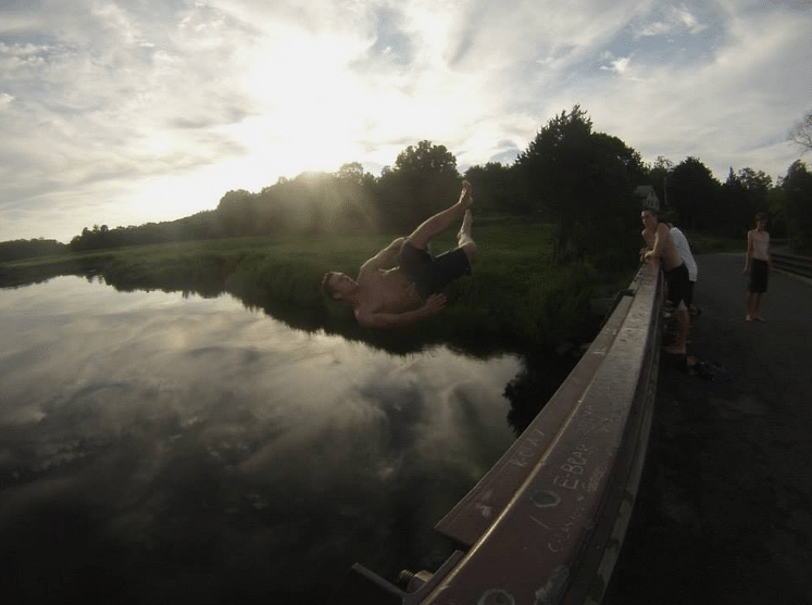 Bridge Jumpin'
