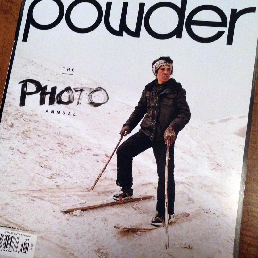 Powder Magazine cover