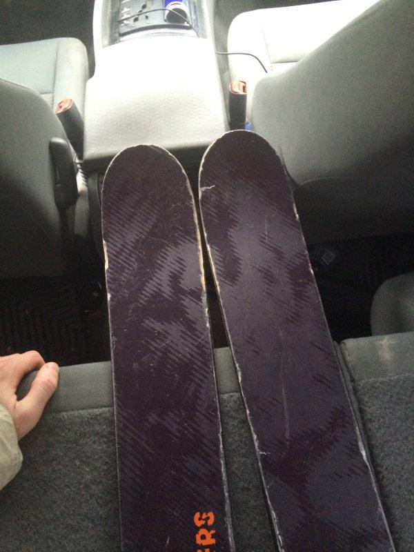 Topsheet Damage, Nothing serious
