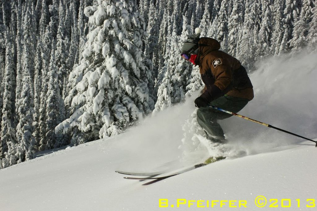 Lost Trail opener