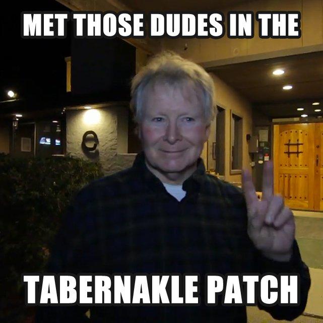 Tabernakle Patch