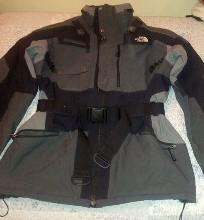 d77995757 The North Face Steep Tech Transformer Jacket - XXL - Sell and Trade ...