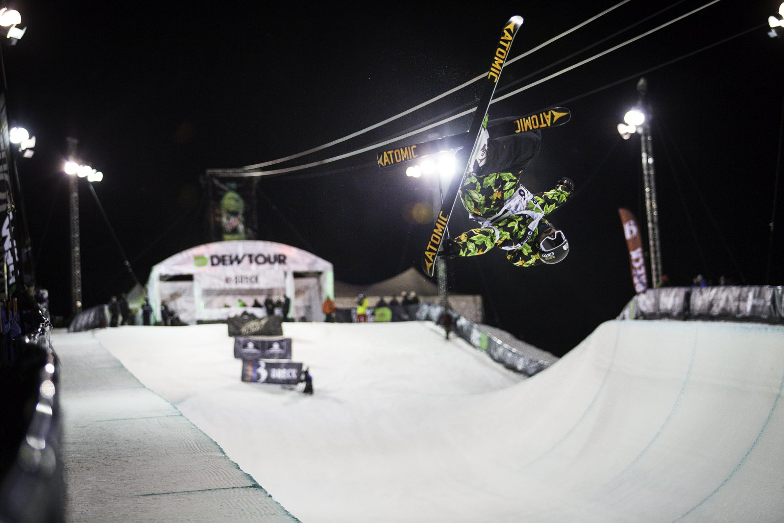 Dew Tour 2013 Ski Superpipe
