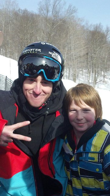 Dew tour at killington with tom wallisch