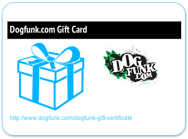 Dogfunk Gift Card