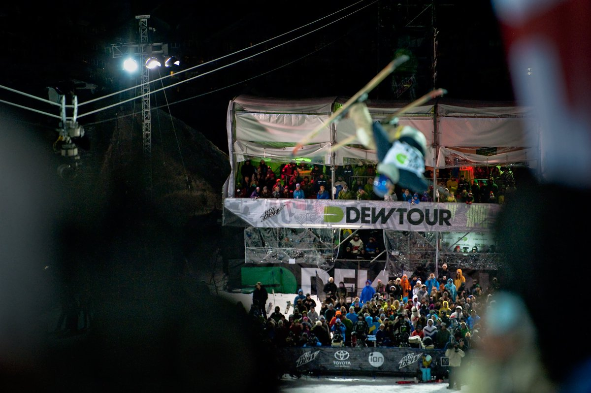 Dew Tour Superpipe Final 3