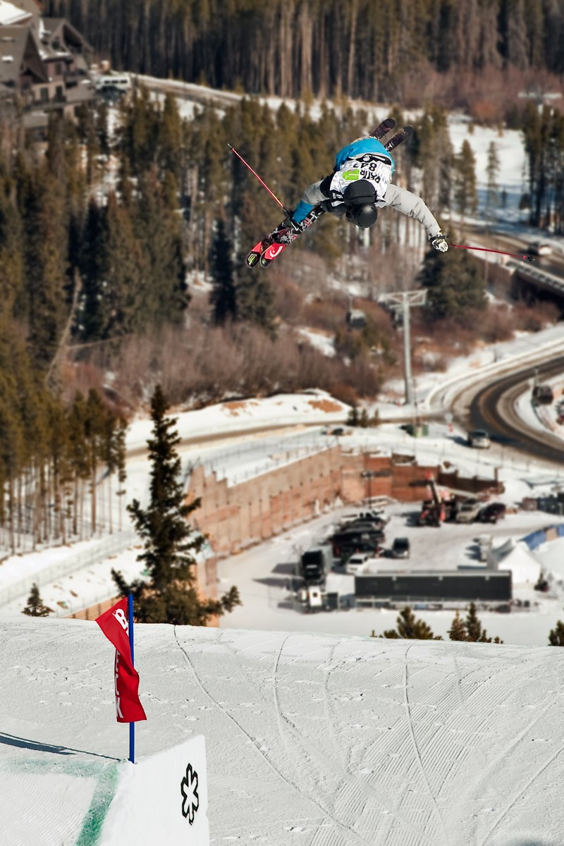 Robby Franco at Dew Tour Finals